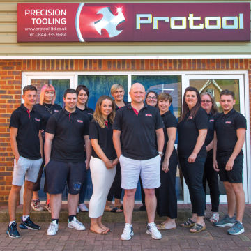 Meet the Team, Protool is an independent supplier of high quality precision tools.
