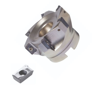 Indexable Milling