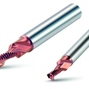 MT Drill. Thread Milling. Protool precision tools