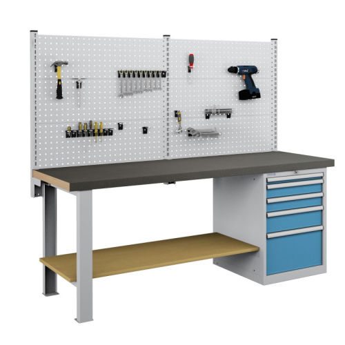 Workbenches With Inserts