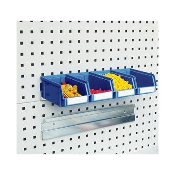 Plastic Boxes, Rails & Bins
