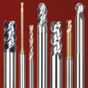 Solid Milling Cutters